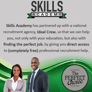Skills Academy, Ideal Crew, Job hunting