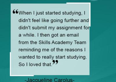 Jacqueline Carolus