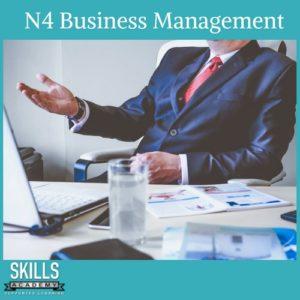 N4 Business Management