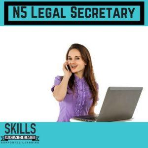 N5 Legal Secretary