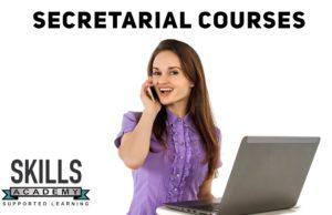 secretarial courses