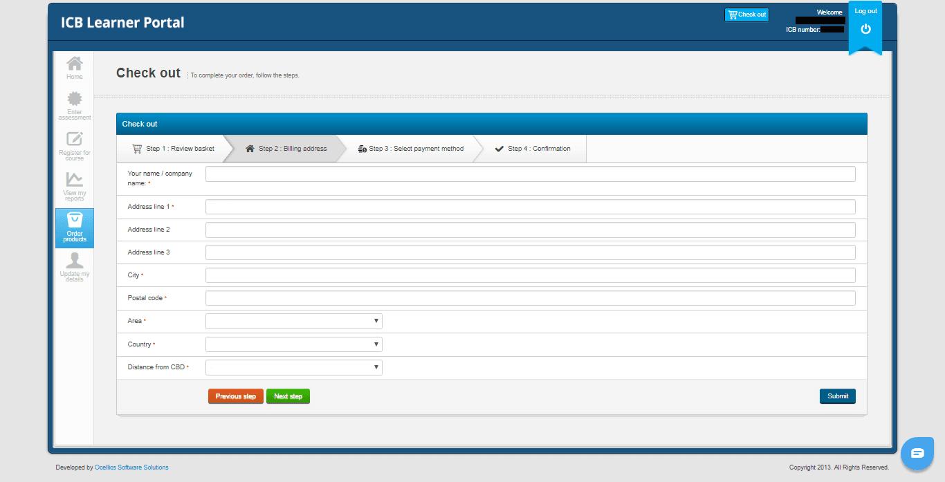 ICB Learner Portal 23
