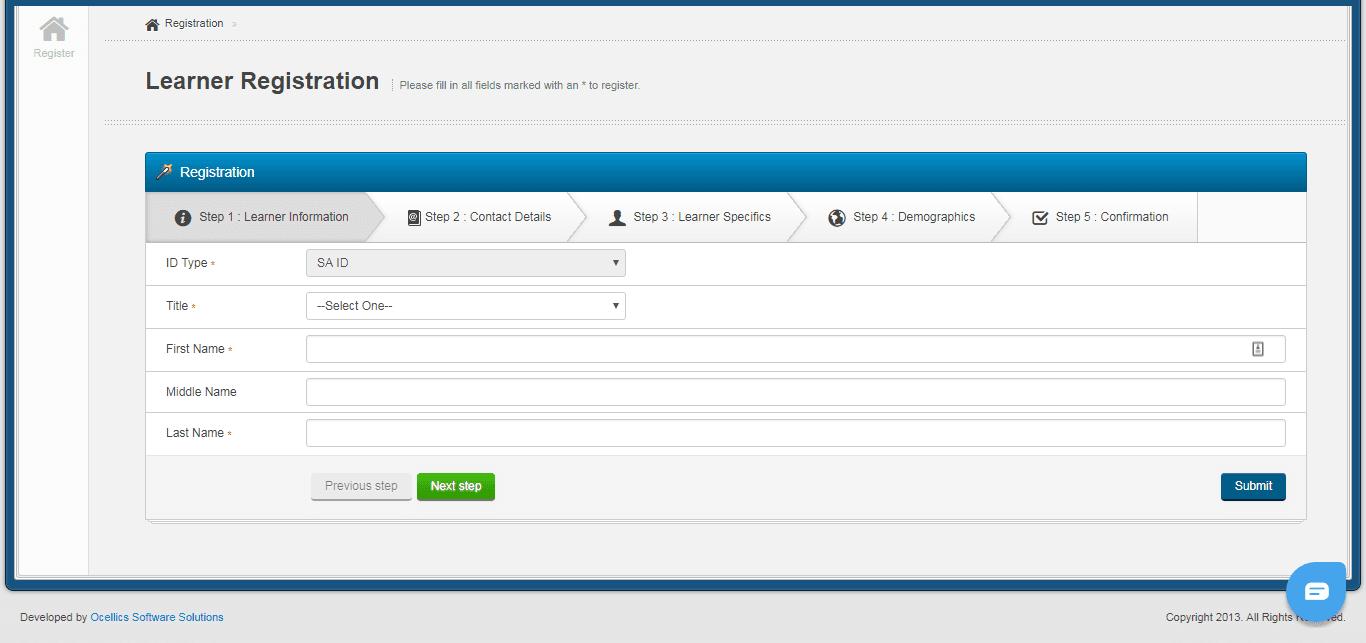ICB Learner Portal 5