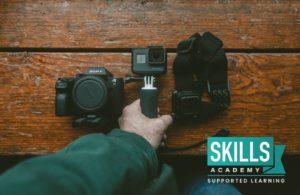 Kickstart your career as a Photographer with Skills Academy